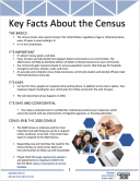 Key Facts About the Census