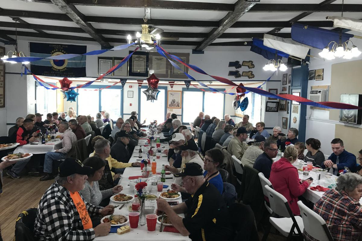 Rehoboth Veterans Service Officer & American Legion Post 302 Supporting local Veterans