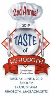 2019 Taste of Rehoboth